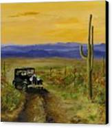 Touring Arizona Canvas Print by Jack Skinner