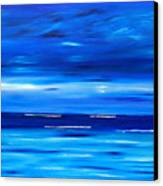 Tranquil Tide Canvas Print