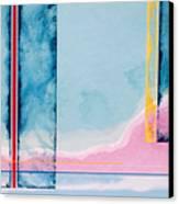 Transitory Veils Canvas Print