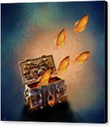 Treasure Chest Canvas Print
