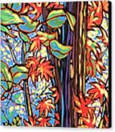 Tree Long Canvas Print