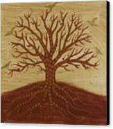 Tree Of Life 3 Canvas Print by Sophy White