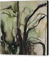 Tree Series V Canvas Print
