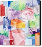 Trey Anastasio-never Get Out Of This Maze Canvas Print by Joshua Morton