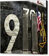 Tribute 911 Canvas Print