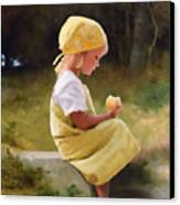 Tribute To Bouguereau  Canvas Print