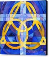 Trinity Canvas Print by Mark Jennings