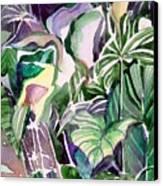 Tropic Lights Canvas Print