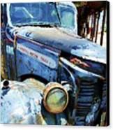 Truckin Canvas Print by Debbi Granruth
