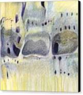 Tuff Caves Canvas Print