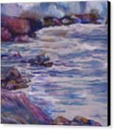 Tug Of War Canvas Print