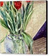 Tulip Bouquet - 11 Canvas Print