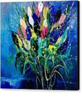 Tulips 45 Canvas Print
