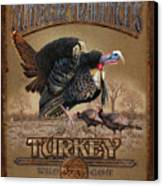 Turkey Traditions Canvas Print by JQ Licensing