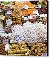 Turkish Delight In Istanbul Canvas Print