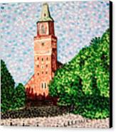 Turku Cathedral  Canvas Print
