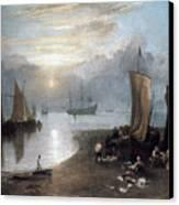 Turner: Sun Rising C1807 Canvas Print by Granger