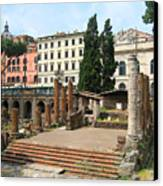 Tuscany- Roman Forum Canvas Print
