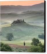 Tuscany Canvas Print by Tuscany