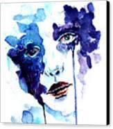 Ultraviolence Canvas Print by Alexandra-Emily Kokova