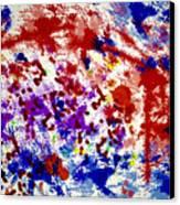 Uncertainty Canvas Print