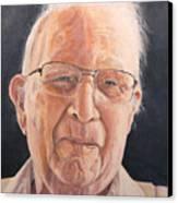 Uncle Denman Canvas Print