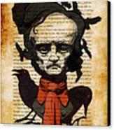 Uncle Ed Canvas Print