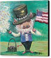 Uncle Spam Canvas Print