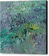 Blind Giverny Canvas Print