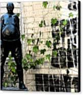 Urban Vines 2 Canvas Print