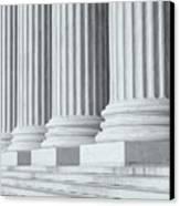 Us Supreme Court Building Iv Canvas Print
