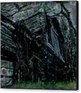 Vacancy At The Inn Canvas Print