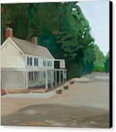 Valley Green Canvas Print
