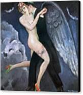 Van Dongen: Tango, C1930 Canvas Print by Granger