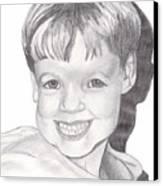 Van Winkle Boy Canvas Print