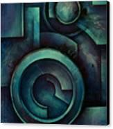 'vault' Canvas Print by Michael Lang