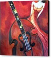Ve La Musica Canvas Print