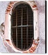 Venetian Window Canvas Print by Italian Art