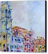 Venice 6-29-15 Canvas Print
