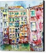 Venice-6-30-15 Canvas Print