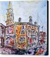 Venice 7-3-15 Canvas Print