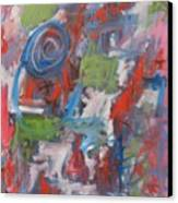 Venice Abstract I Canvas Print