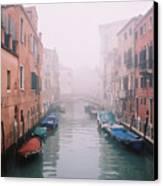 Venice Canal I Canvas Print