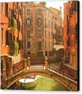 Venice Dream Canvas Print by Denise Darby