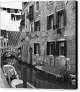 Venice Canvas Print by Frank Tschakert