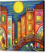 Venice Soiree Canvas Print by Lisa  Lorenz
