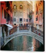 Venice Visions Canvas Print