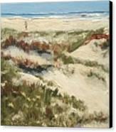 Ventura Dunes II Canvas Print