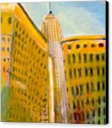 View From The 33 St Canvas Print