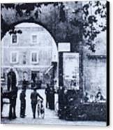 Villafranca Canvas Print
